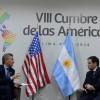 El Presidente se reunión con el senador estadounidense Marco Rubio