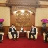 Argentina y China potencian las relaciones comerciales