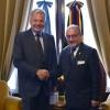 Argentina – Bélgica: Intensa agenda de reuniones bilaterales