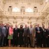 El Presidente invitó a empresarios belgas a invertir en la Argentina