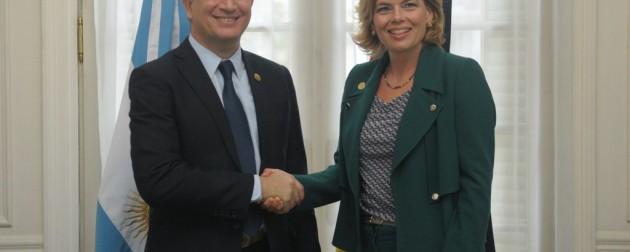 G20: Agroindustria fortalece relaciones bilaterales con Rusia y Alemania