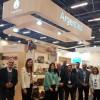 Empresas Santafesinas en la feria internacional del cuero y el calzado en Colombia