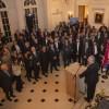 """Passalacqua participó de la presentación """"Italia en Misiones"""" junto a empresarios italianos interesados en la región"""