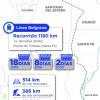 El Belgrano Cargas ya tiene 500 kilómetros de vías nuevas