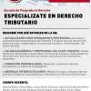 Carrera de Especialización en Derecho Tributario – Universidad de Belgrano