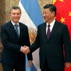 Macri y Xi Jinping coincidieron en fortalecer la relación estratégica entre la Argentina y China