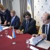 Tratados de Cooperación Jurídica con Ucrania