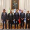Se realizó en la Argentina la XXXVI Reunión Ordinaria del CAS