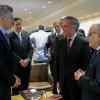 El presidente Macri mantuvo encuentros con líderes de Serbia, Italia y Singapur
