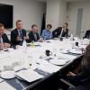 El presidente Macri recibió a un grupo de inversores en Nueva York
