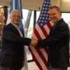 Schiaretti se reunió con el embajador de los Estados Unidos