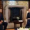 El presidente Macri recibió al titular de la empresa Boeing, Marc Allen