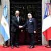 Faurie recibió a su par de Francia y firmó acuerdos en materia educativa