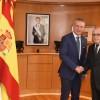 Faurie recibió hoy al Presidente del Gobierno Vasco