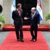 Faurie se reunió con su par de la República de Paraguay, Luis Castiglioni
