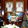 Faurie en Kuwait con el objetivo puesto en más comercio e inversiones