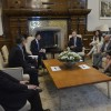 El presidente Macri recibió a directivos de la empresa china CMEC