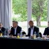 El Presidente encabezó la presentación de la Ventanilla Única de Comercio Exterior.