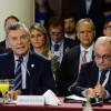 Mauricio Macri recibió la presidencia pro tempore del Mercosur.
