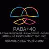 Faurie: próxima Conferencia de la ONU sobre Cooperación Sur-Sur en la Argentina (PABA + 40)