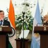 Comunicado Conjunto Argentina – India