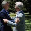 Los presidentes Macri y Tabaré Vázquez se reunieron en Colonia