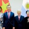 Comunicado Conjunto entre Argentina y Vietnam