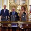 Faurie presentó a la ciudad de Santa Fe como sede de la próxima Cumbre de Presidentes