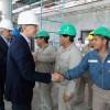 El presidente Macri recorrió las obras de ampliación y modernización del Aeropuerto de Jujuy