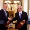 Declaración conjunta de los presidentes Macri y Piñera