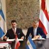 Argentina – Austria: Reunión de Vicecancilleres
