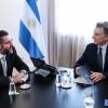 El presidente Macri recibió al canciller de Brasil