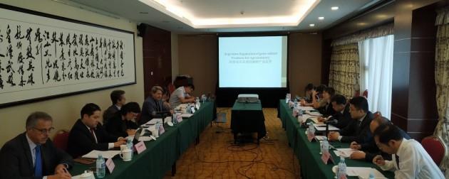 Argentina y China consolidan la cooperación en Biotecnología Agropecuaria
