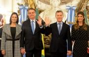 La Argentina y Brasil acuerdan trabajar para fortalecer las relaciones bilaterales y la democracia en la región