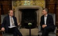 Macri recibió al vicepresidente del Banco Mundial