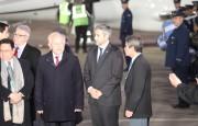 Cumbre de jefes de estado del MERCOSUR: Lifschitz recibió a los presidentes de Paraguay y Uruguay