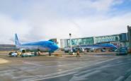 Bariloche con aeropuerto renovado y una nueva manga