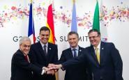 La Argentina, Chile, España y México ratificaron su compromiso con el Acuerdo de París