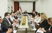 Presidentes Abdo y Macri inaugurarán el viernes 23 de agosto el paso fronterizo por el coronamiento de la represa de Yacyretá