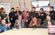 Chubut realizo apertura de ofertas para la expotacion de Hidrocarburos en Bella Vista Oeste