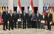En Paraguay el  Ministerio de Relaciones Exteriores reactiva Consejo Asesor de ex cancilleres para potenciar políticas de Estado