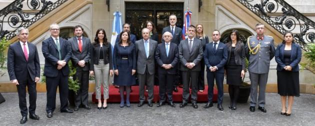 Argentina – Chile: nueva reunión del Comité Permanente de Seguridad