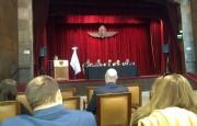 Acto Académico con motivo del 72 Aniversario del Instituto Nacional de Derecho Aeronáutico