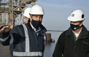 Uruguay, reactivación puertos de Juan Lacaze y obras en Colonia y Nueva Palmira serán metas de Ministerio de Transporte y ANP