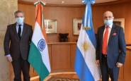 Argentina refuerza la Asociación Estratégica bilateral con la India
