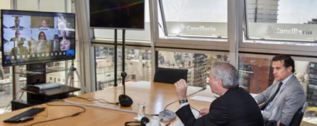 """Foro de Negocios Argentina-Estados Unidos: """"Invitamos a EE.UU. a que nos acompañe en una nueva corriente de inversiones"""""""