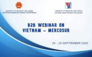 ProCórdoba invita ronda de negocios Vietnam-Mercosur