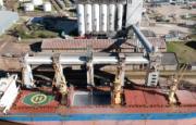 Un millón de toneladas exportadas desde puertos entrerrianos