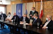 Uruguay, firman convenio para mejorar acceso a terminal portuaria de Nueva Palmira