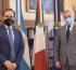 Argentina-Italia: el canciller se reunió con embajador y empresarios italianos
